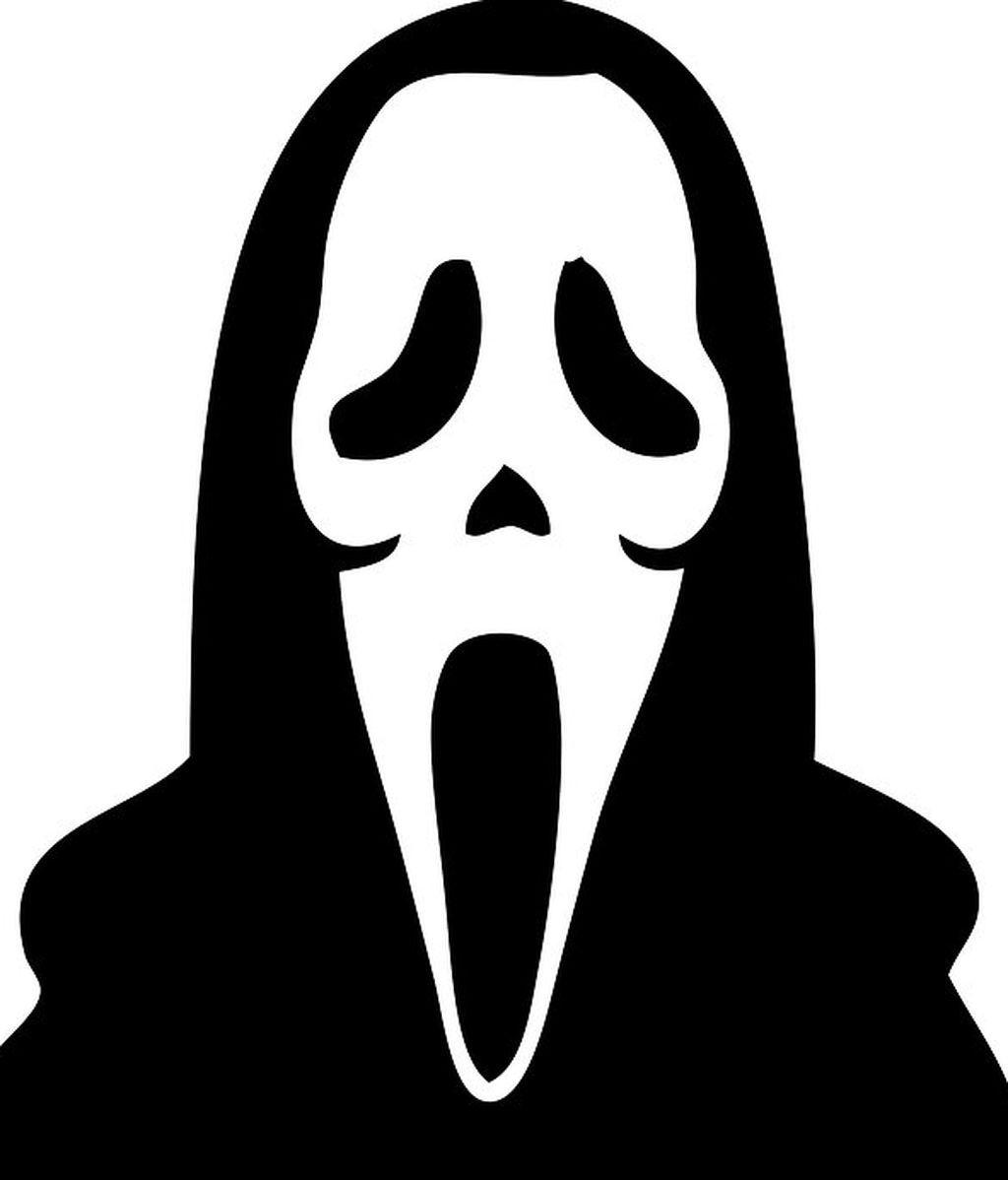 Gana un premio de la Lotería y oculta su identidad con una careta de 'Scream'