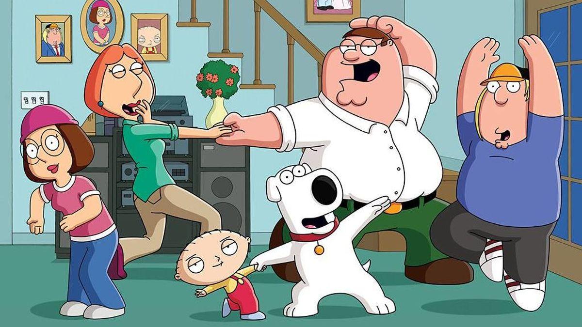 'Padre de familia' renueva una temporada más en Fox.