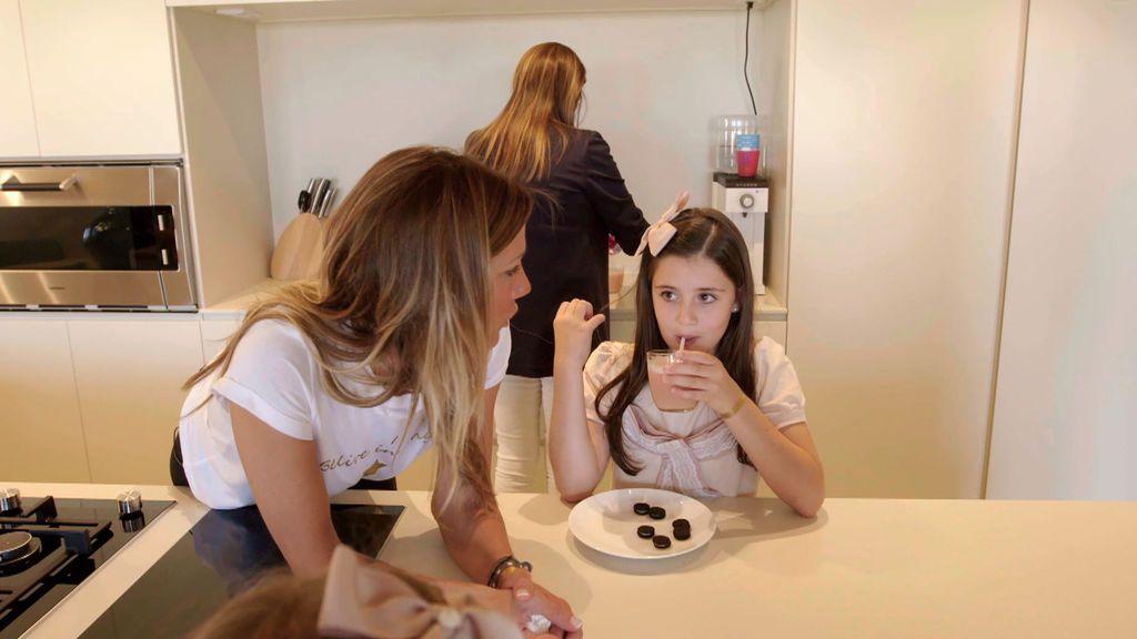 """Mayte Cañizares: """"Me inventé un cuento del cáncer para que Santi y sus hermanas lo entendiesen"""""""