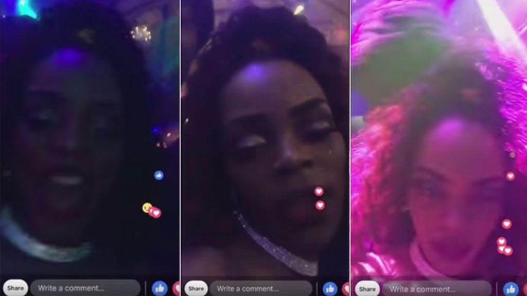 Retransmite un concierto en Facebook Live y acaba grabando el momento en que un hombre abusa de ella