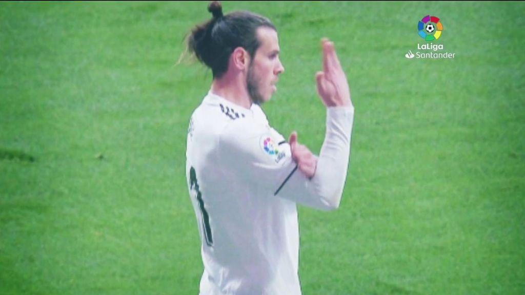 Gareth Bale podría ser sancionado por el 'corte de mangas' que realizó a la afición rojiblanca