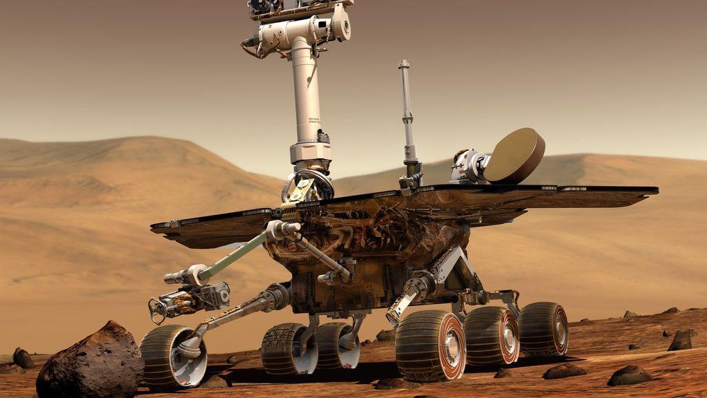 Muere el robot que aguantó 15 años marcianos y encontró agua en Marte