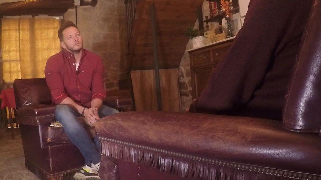 """Francisco Javier, víctima cura pederasta: """"En el seminario de La Bañeza viví un infierno"""""""