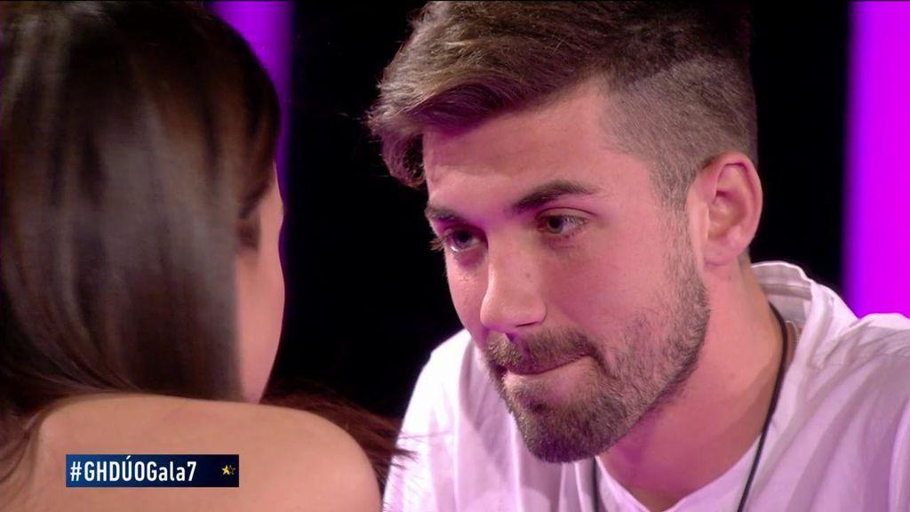 """Alejandro, hundido tras la visita de Sofía: """"Ahora es peor"""""""