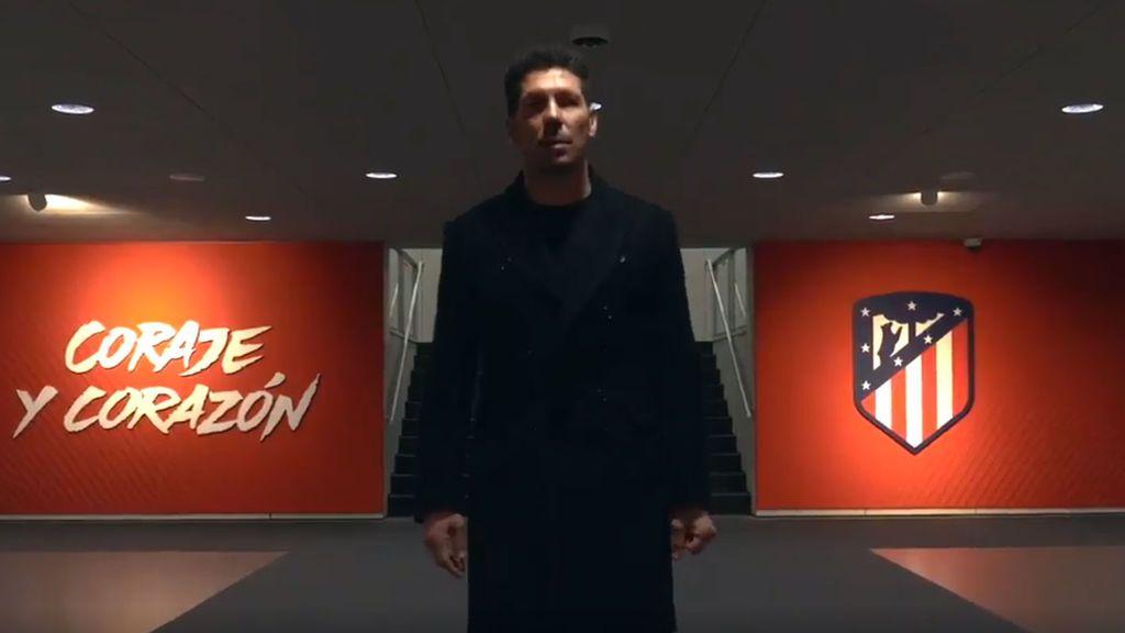 El Atlético de Madrid renueva al Cholo hasta el año 2022