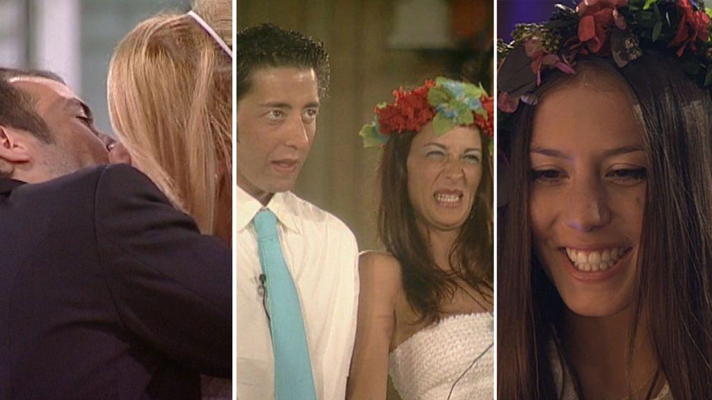 Cinco parejas que se dieron el 'Sí quiero' en la casa de 'Gran Hermano'