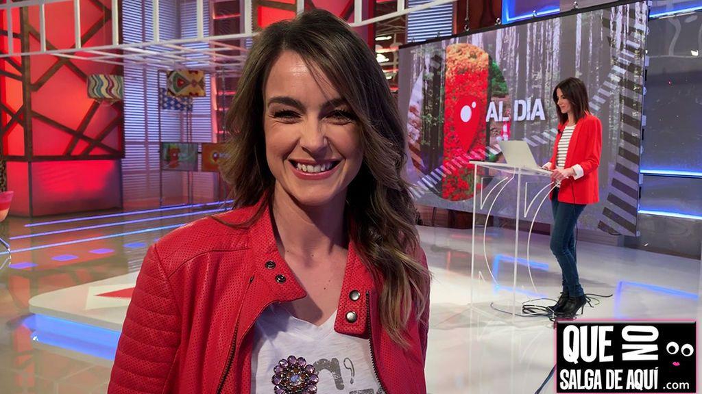 """De """"Adán y Eva"""" y """"Hable con ellas"""" a """"Cuatro al día"""": el nuevo registro de Mónica Martínez"""