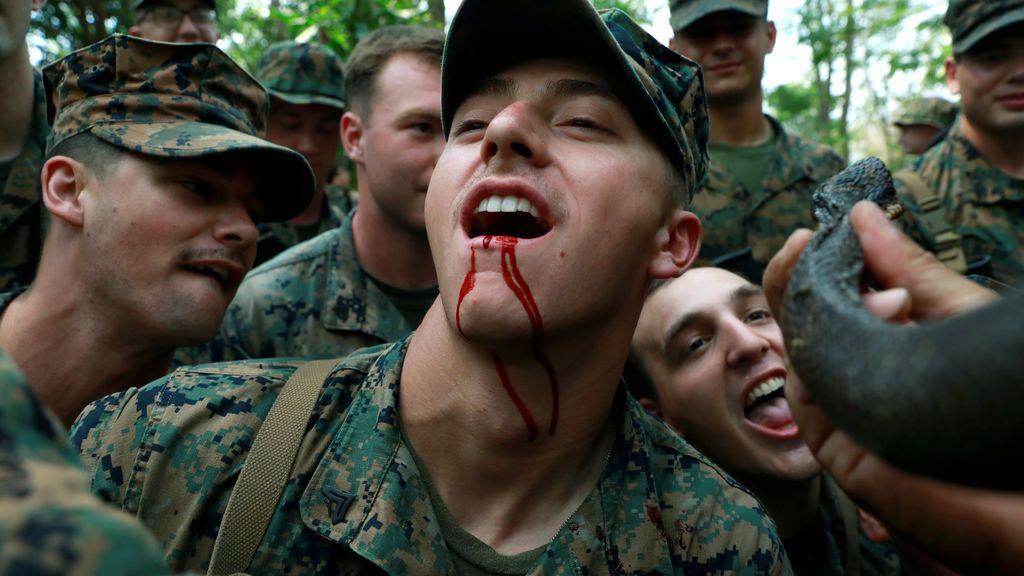 Cobra Gold, un entrenamiento militar extremo celebrado en Tailandia