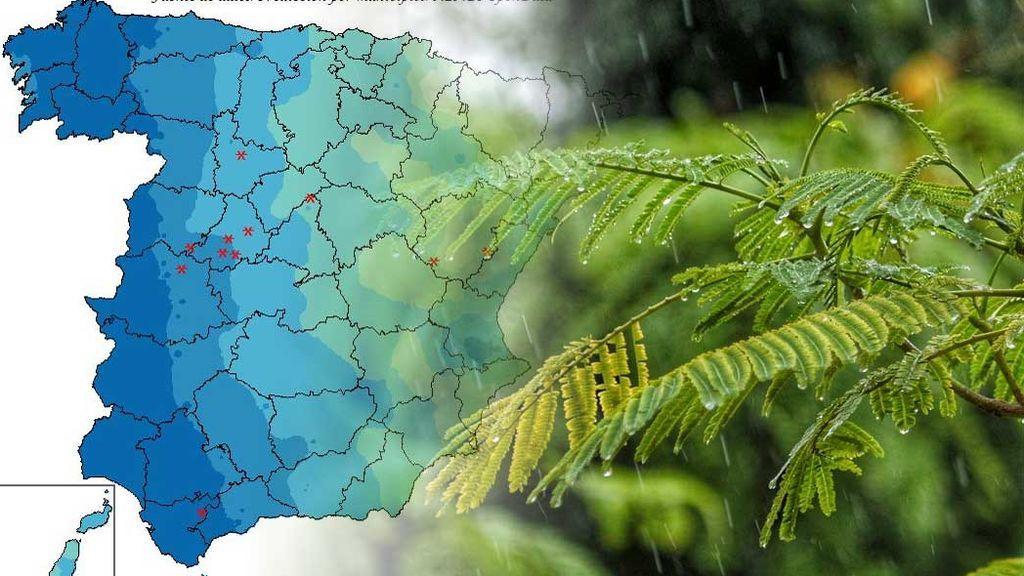 El tiempo de la semana que viene: un frente atlántico atravesará el país con lluvias y nieve