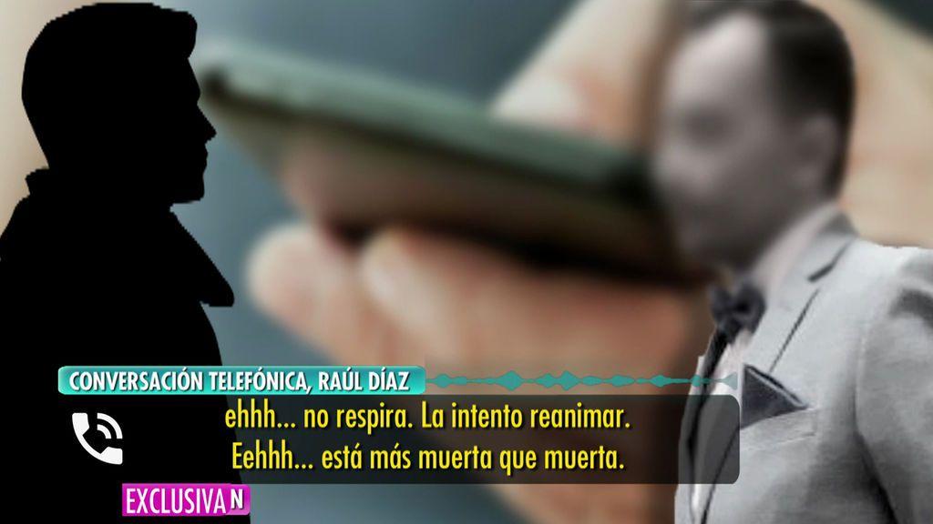 Llamada Raúl