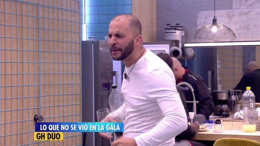 El gran enfado de Antonio Tejado con Candela tras la gala: amenaza con ir a los tribunales