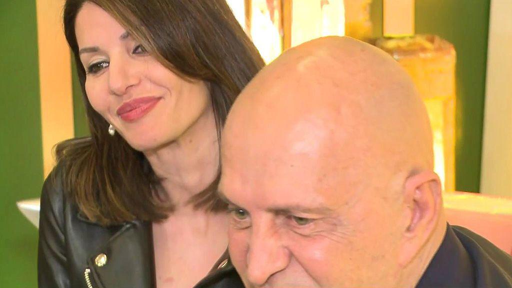La primera aparición pública de Kiko Matamoros y su novia, Cristina
