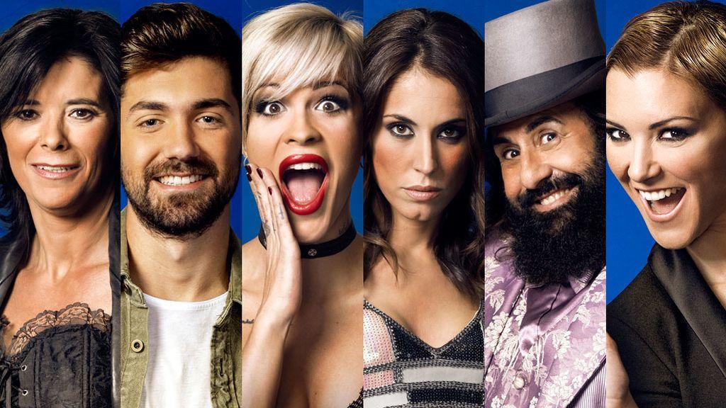 Los nominados de la gala 7 de 'GH DÚO' son Yoli, Alejandro, Ylenia, Raquel, Juanmi y Mª Jesús