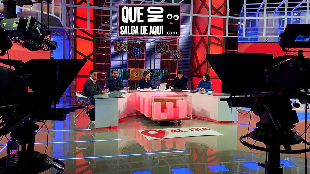 """Nos colamos en el programa """"cero"""" de las nuevas  tardes de Cuatro, con Carme Chaparro y Santi Burgoa"""