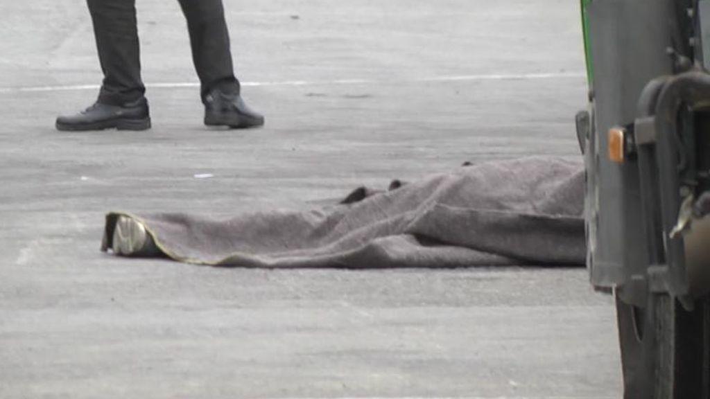 Fallece un menor inmigrante en Ceuta aplastado por un camión