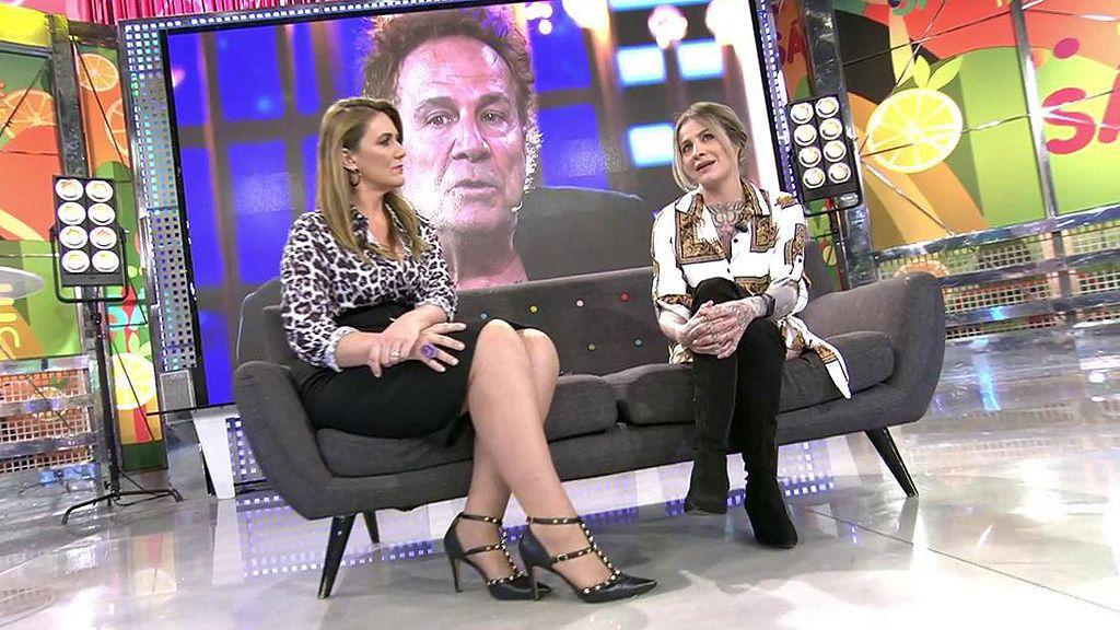 """Ari, decepcionada con Carolina Sobe: """"Lo que dice de mi padre es triste y penoso"""""""