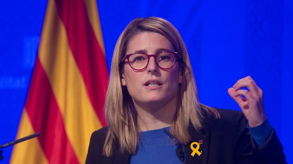 """Elecciones el 28 de Abril: El Govern ve """"un fracaso"""" el Gobierno de Sánchez"""