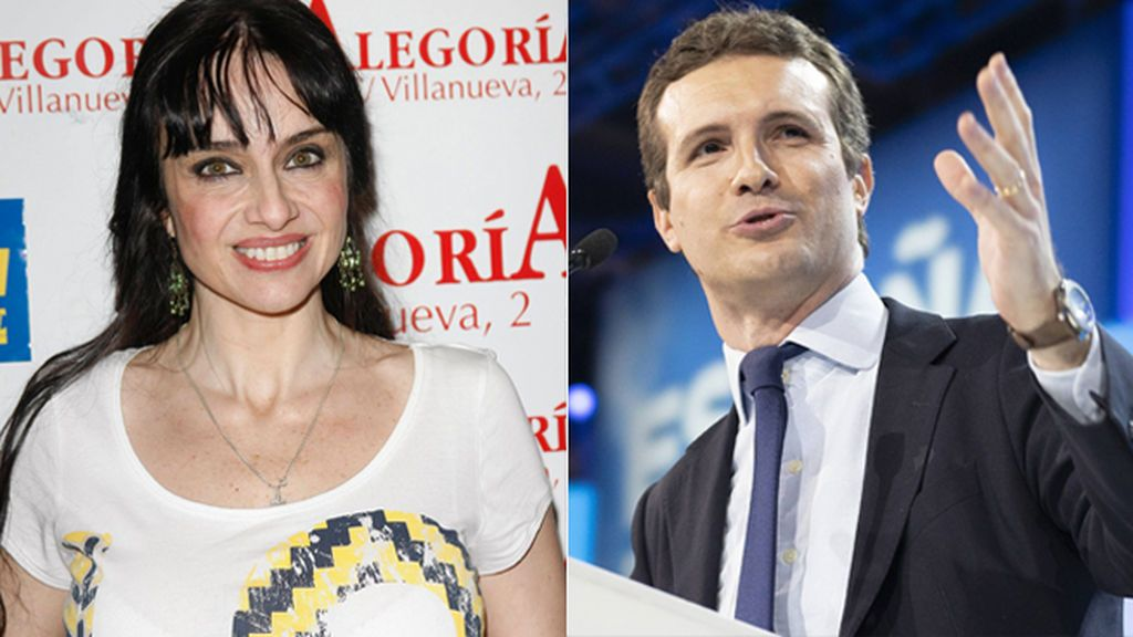 El 'zasca viral' de Beatriz Rico a Pablo Casado y el PP