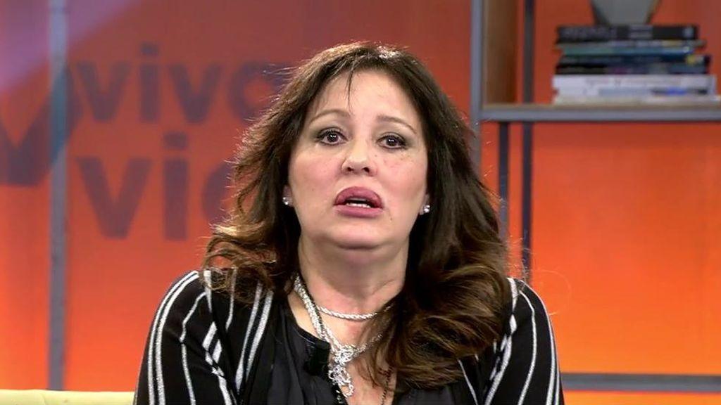 Nati, amante de Jesulín, asegura que María Patiño se echó a llorar cuando le mostró unas cintas del torero