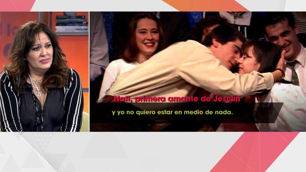 """Natividad Expósito estuvo con Jesulín: """"No fui su amante, fui su novia"""""""