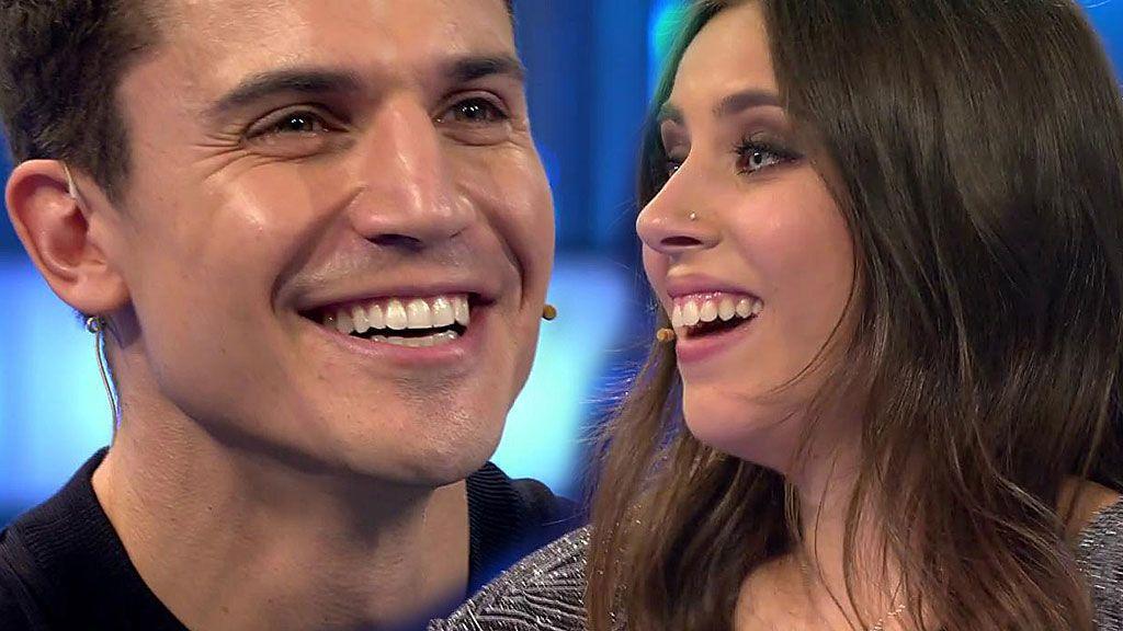 La historia de Álex González e Isabel traspasa la pantalla: Se siguen en redes y él le manda un precioso mensaje
