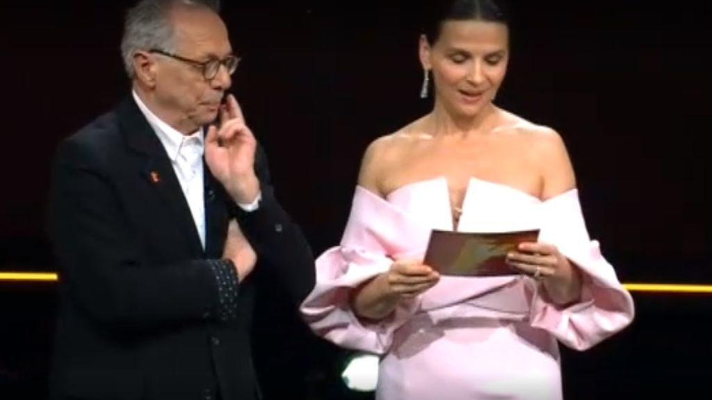 'Sinónimos' consigue el Oso de Oro a la Mejor Película del Festival de Cine de Berlín