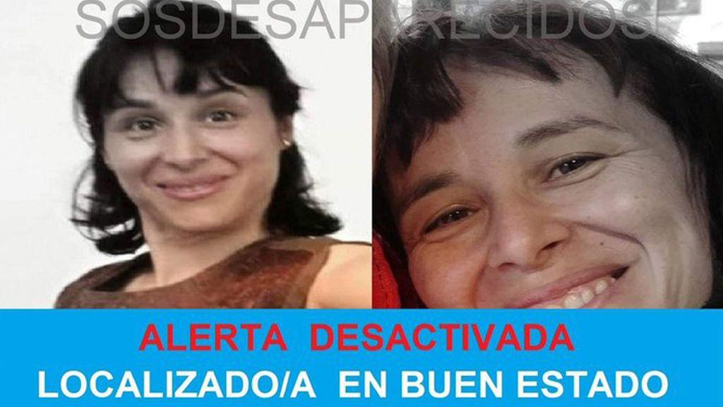 Localizan sana y salva a Beatriz Nogales, la enfermera de 39 años desaparecida en Madrid