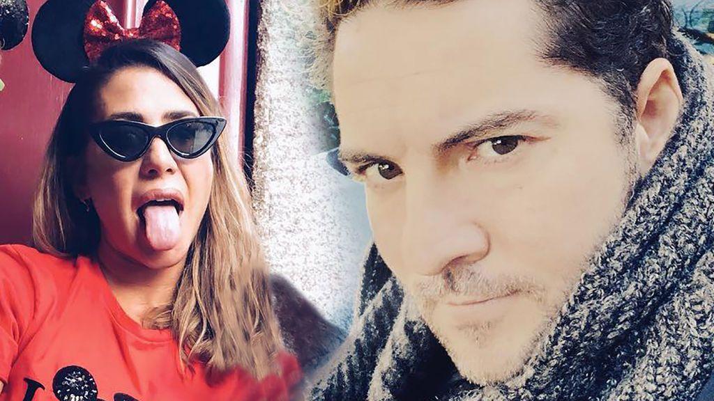 David Bisbal demanda a Elena Tablada, según 'El periódico'
