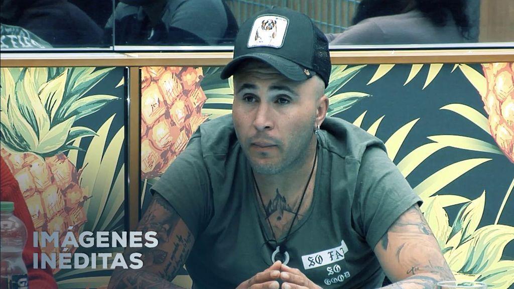 "Kiko Rivera recuerda las ""comilonas"" que se pegaba con Anabel"