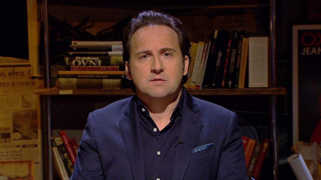 """Iker Jiménez analiza las """"emisiones complicadas"""" en \'Milenio Live ..."""