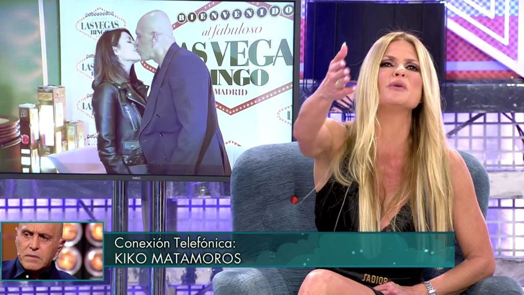 """Makoke: """"Kiko me dijo sobre Cristina: A esta la mando a Albacete en un mes"""""""