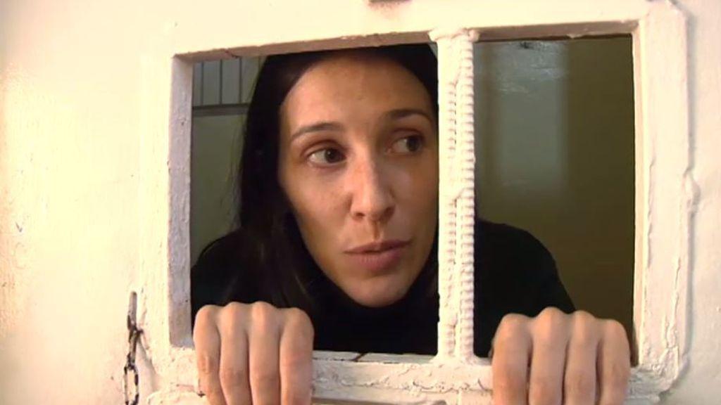 Adela Úcar fue una reportera todoterreno en '21 días'