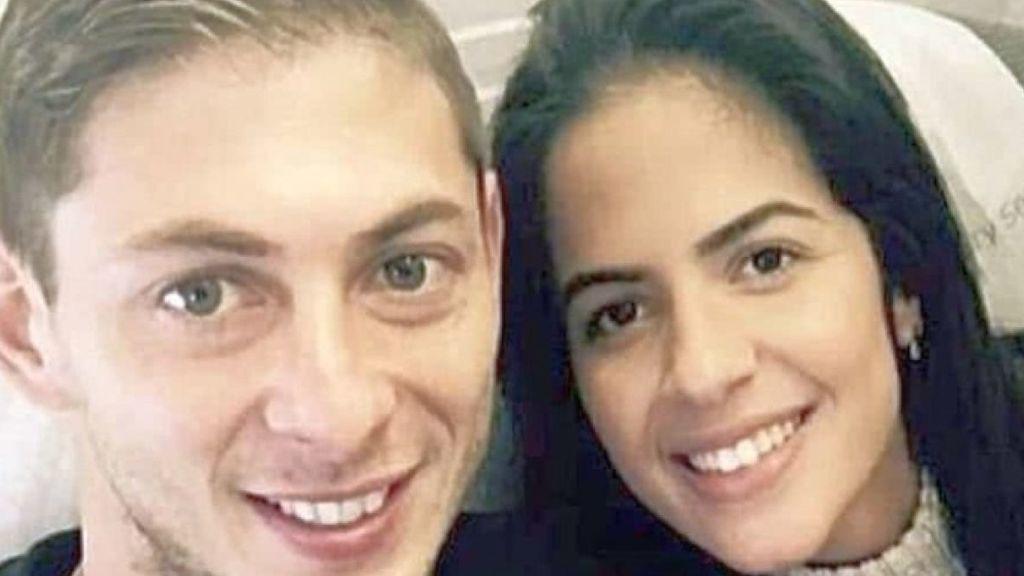 La novia de Emiliano Sala se tatúa en homenaje al jugador fallecido