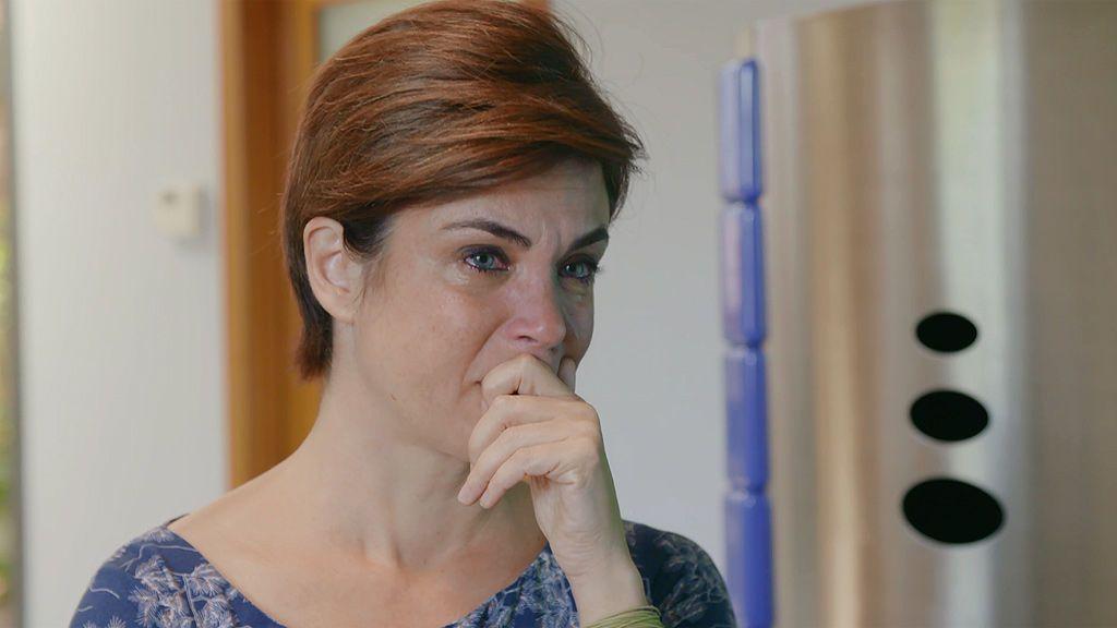 Samanta Villar rompe a llorar al descubrir la dura historia de su abuela