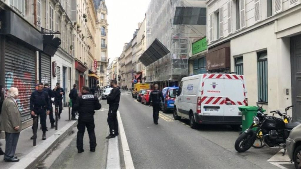 Encuentran la cabeza de una mujer en el horno de la cocina de su casa en París