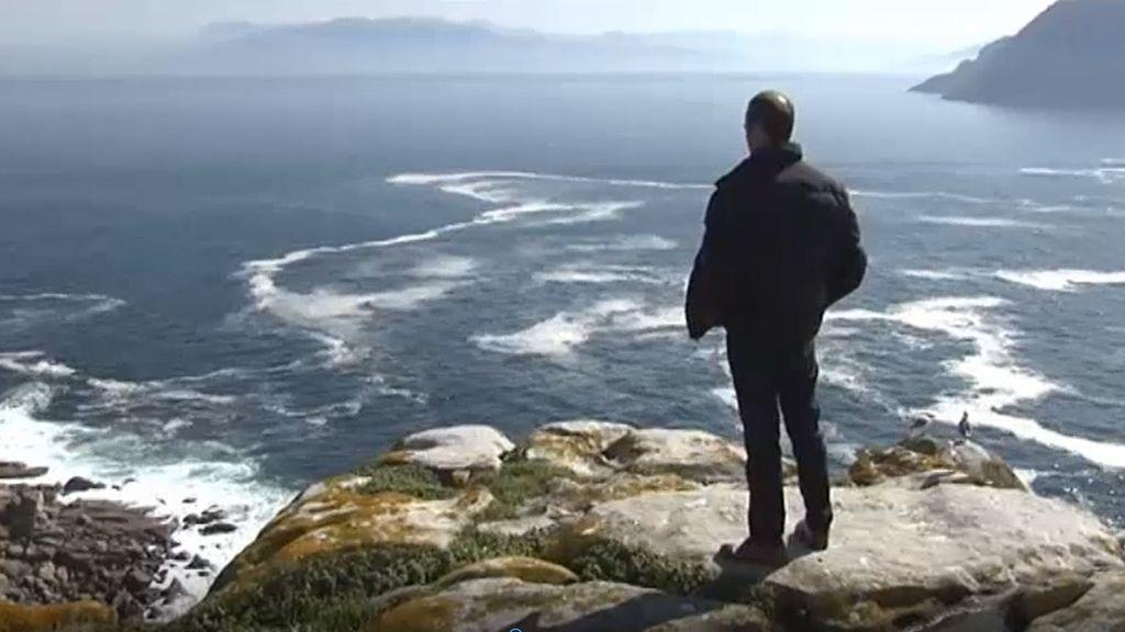 El buen tiempo permite visitar las Islas Cíes también en invierno
