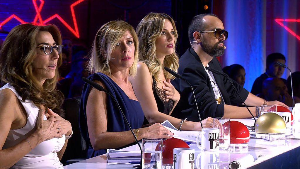 'Got Talent 4' Programa 4 (18/02/19), completo y en HD