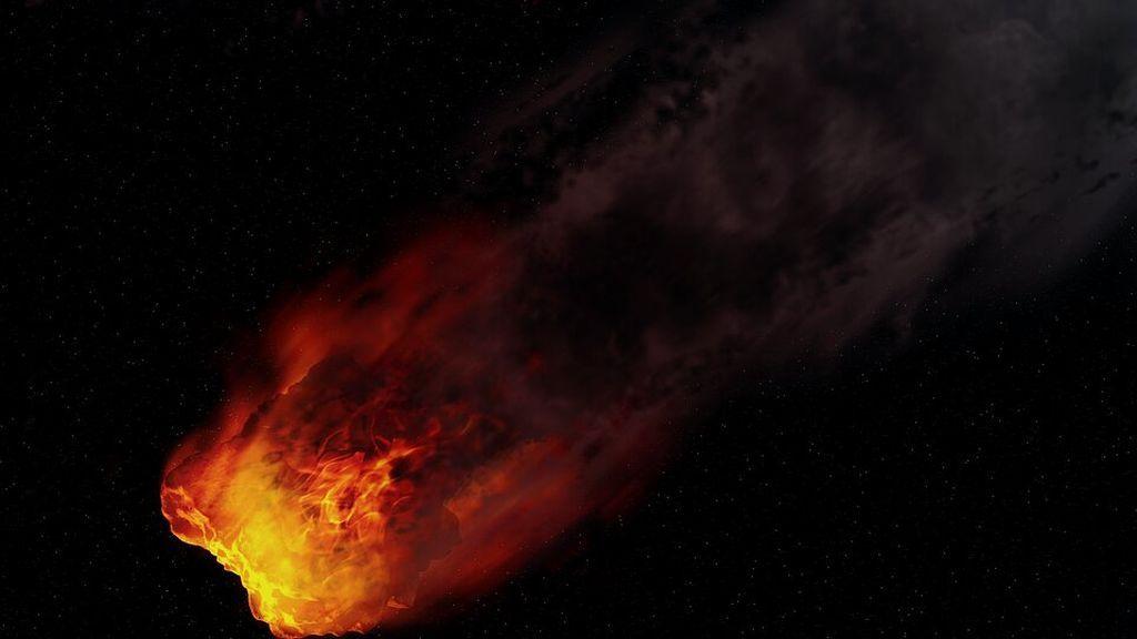 El 'cinturón' de asteroides es el lugar de donde provienen más meteoritos