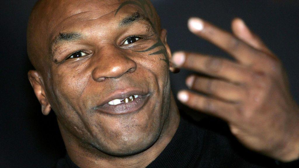 Mike Tyson le ofreció 10.000 euros a un guardia de seguridad para que le dejase pelear con un gorila