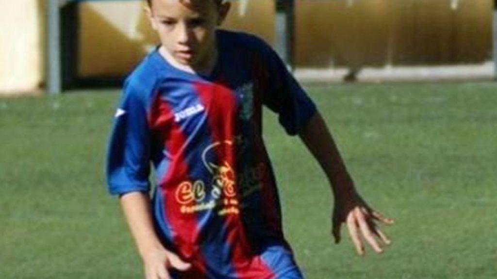 El mundo del fútbol llora el fallecimiento de Carlos Suárez, futbolista de 11 años del Ingenio tras no superar una leucemia