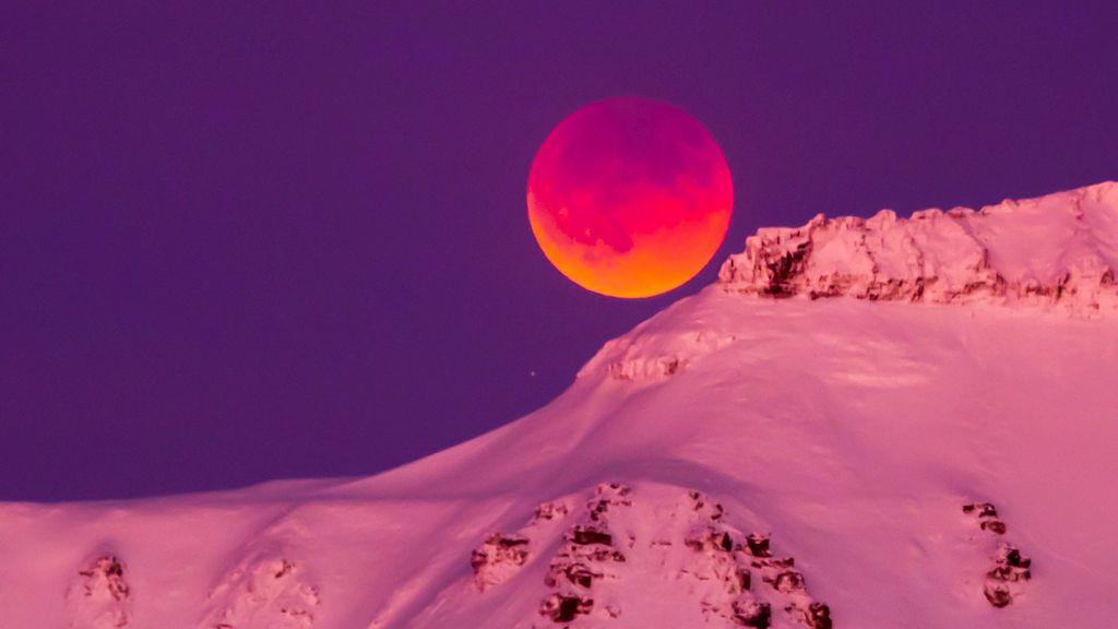 Más grande y brillante: llega la 'superluna de nieve', y no volveremos a ver nada igual hasta 2026