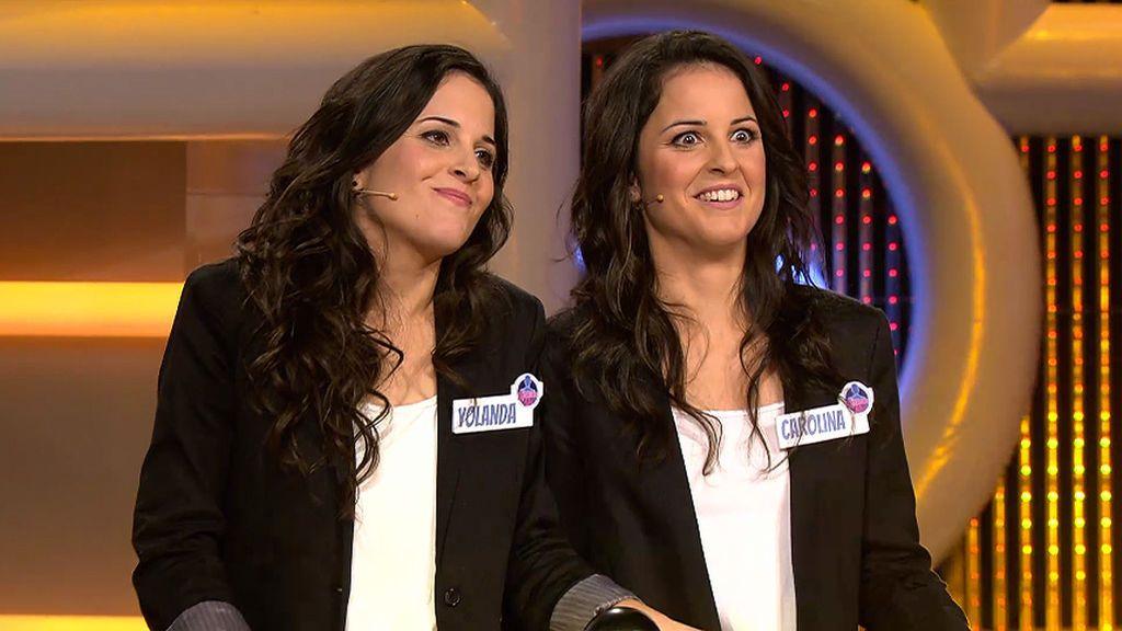 Especial gemelos en 'El concurso del año': Nuestras gemelas hacen pleno a la primera en la ronda final ¡Y se llevan 29.000€!