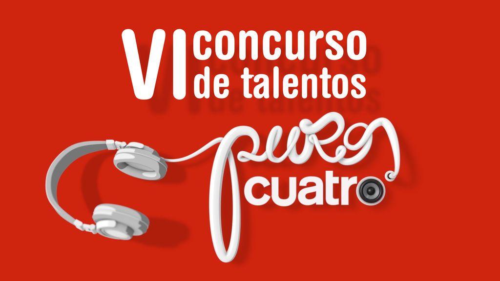 VI Concurso de Talentos Puro Cuatro ¡Ahora tocas tú!