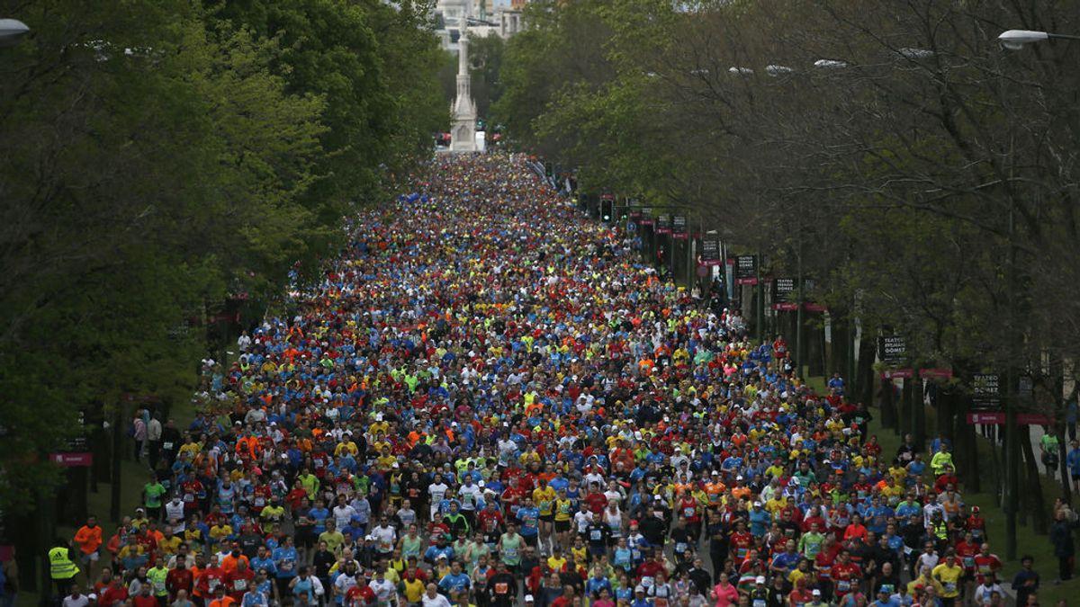 El Maratón de Madrid se adelantará un día, al 27 de abril, para que no coincida con las Elecciones