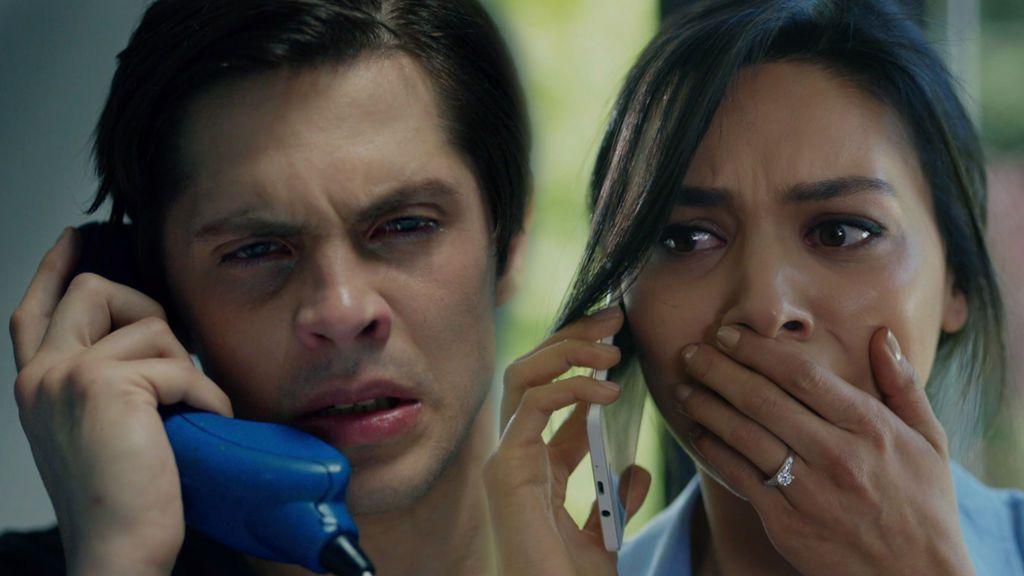 Ozan descubre el affaire de Zeynep y Emir y jura venganza