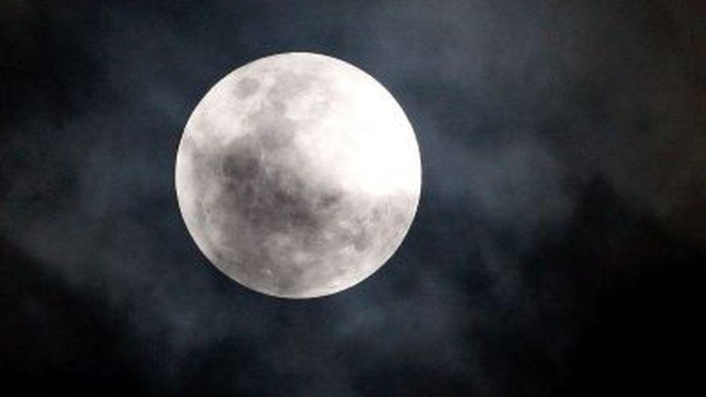 La luna de la nieve será la más brillante de los últimos siete años y se verá seis horas