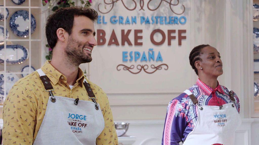 Los concursantes se ponen el delantal: Entramos por primera vez en la carpa de 'Bake Off'