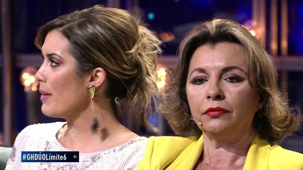 """La madre de Antonio pierde los nervios con Candela: """"¡No te voy a aguantar ni una mentira más!"""""""