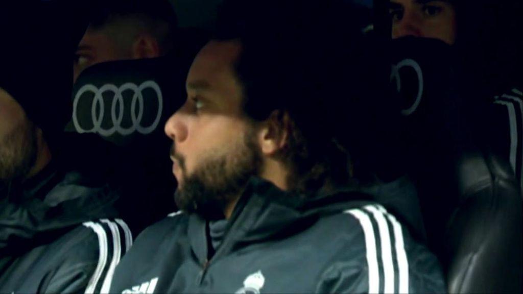 Marcelo valora irse del Real Madrid en junio si no tiene minutos ni apoyo