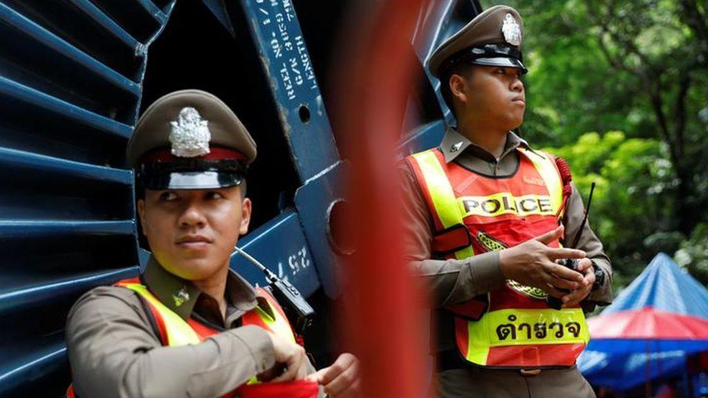 Arrestan a un español de 30 años por violar y encadenar supuestamente a una mujer en Bangkok